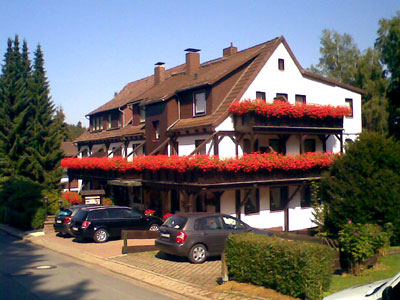 Hotel*** Ingeburg in Bad Sachsa