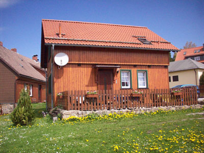 Pension Bodesprung in Schierke